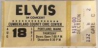 Click image for larger version.  Name:1977-Elvis-Presley-Concert-Ticket-Stub-Portland-Maine-55.jpg Views:7 Size:79.9 KB ID:55208